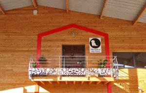 balcon florentine design d'espace